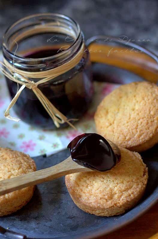 recette gelée inratable aux raisins