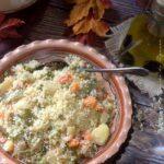 Aqqfel aforo couscous kabyle