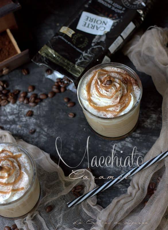 Dessert café macchiato