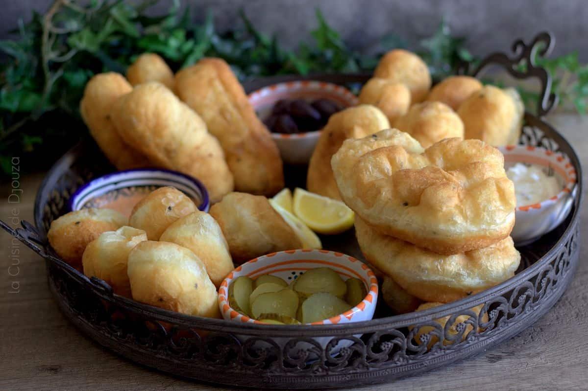 Des beignets faciles fourrés au thon