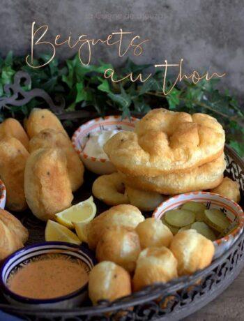 Idée recette de beignets avec du thon