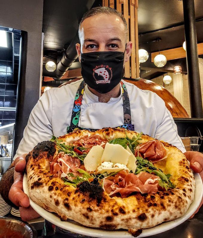Pâte pizza italienne napoli