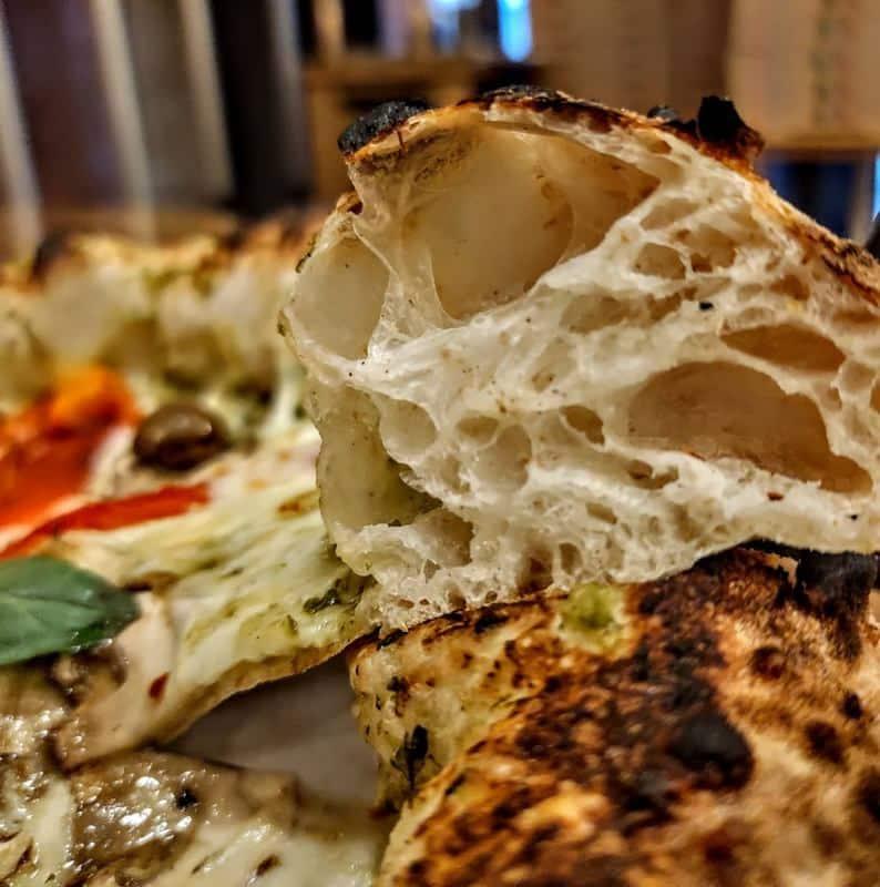 recette pizzas Napolitan