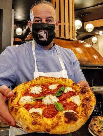 Pizza napolitaine recette