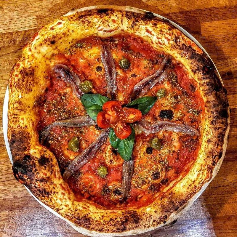 pate à pizza moelleuse et croustillante