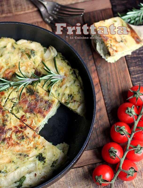 recette italienne aux oeufs poulet et fromage