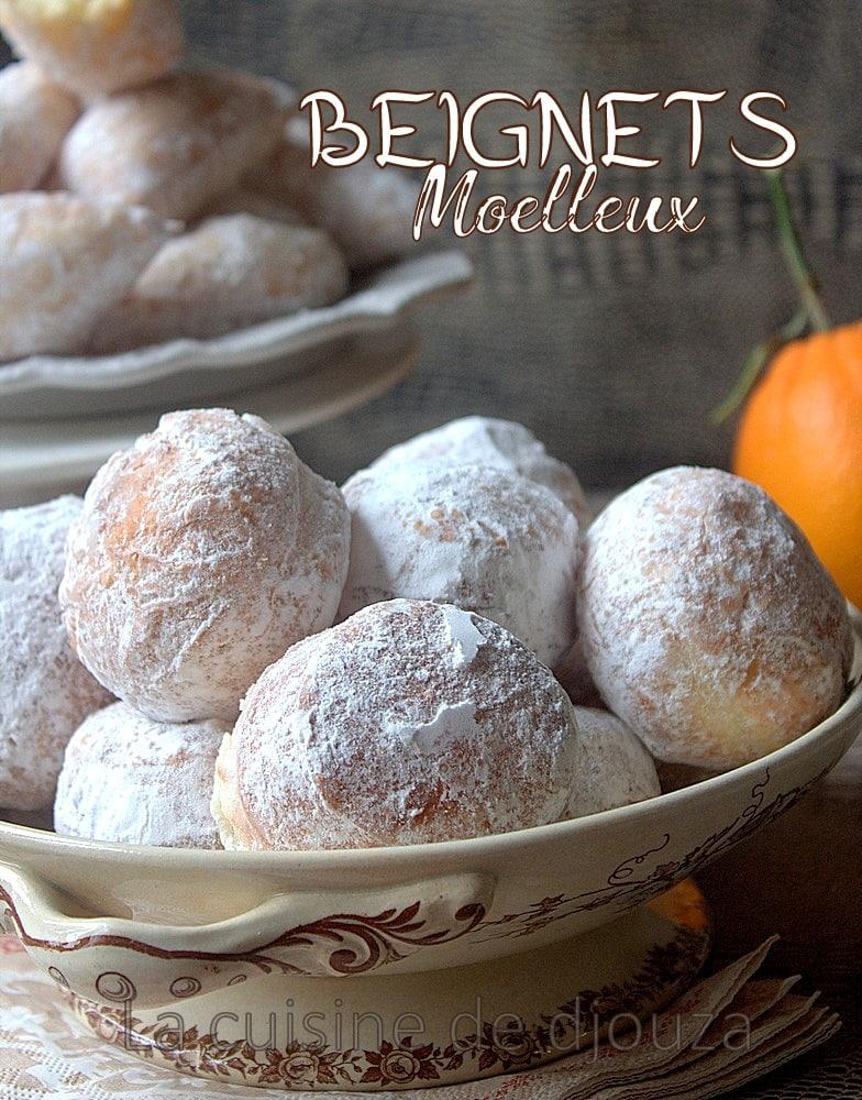 recette de beignets au lben