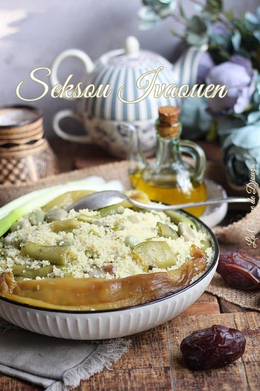 Seksou ivaouen couscous berbere