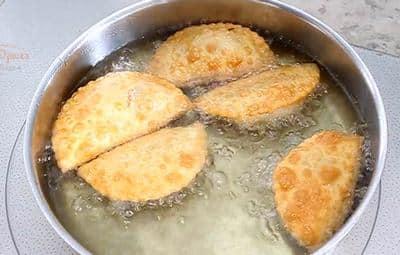 Cuire les beignets dans l'huile