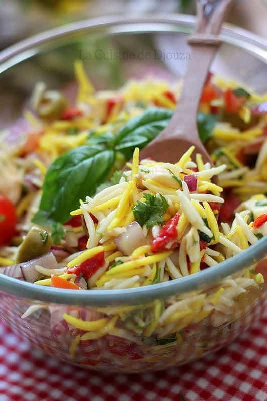 Salade de pâtes facile